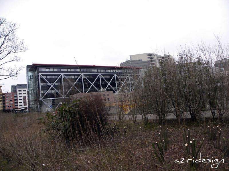 Near the European Patent Office in Rijswijk, Netherlands, 2010
