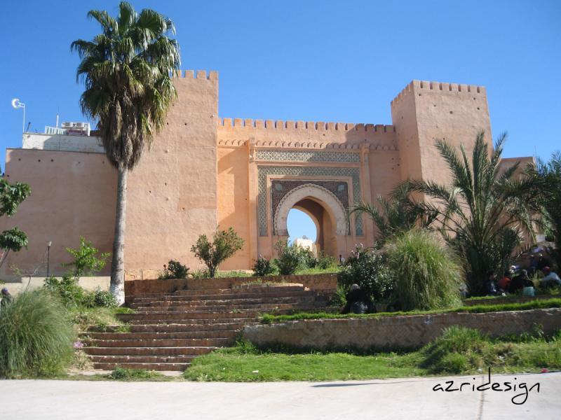 Bab El Khemiss, Meknes, Morocco 2008