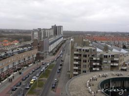 View of Scheveningen, Den Haag, Netherlands, 2010