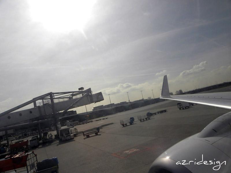 Amsterdam Airport Schiphol. Amsterdam, Netherlands, 2010
