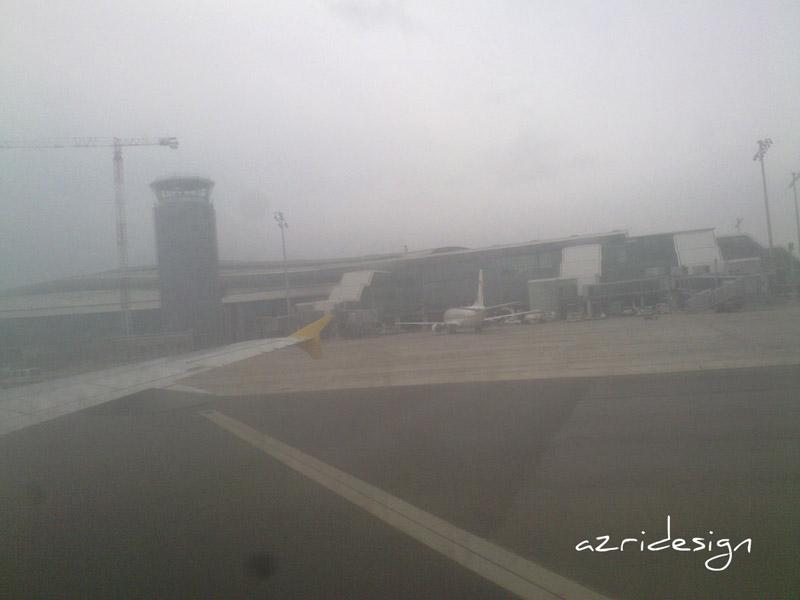 Barcelona Airport - El Prat - Spain, 2010