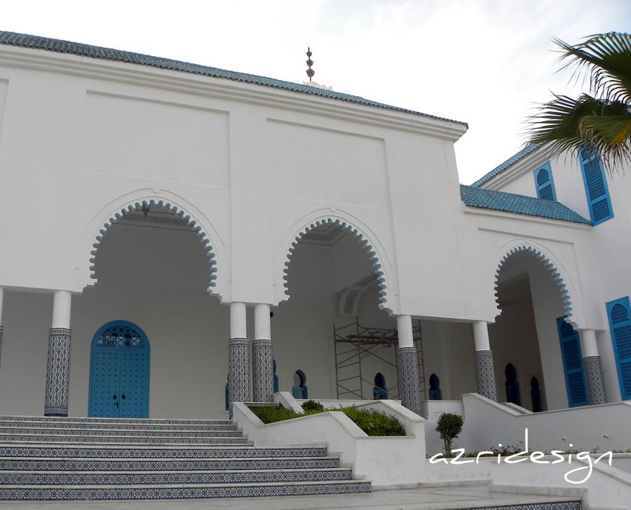 Mosqué de Fnideq - Mdi'q-Fnid'q, Morocco, 2011
