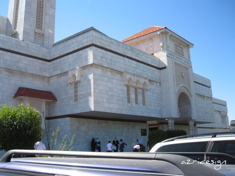 Islamic Cultural Center in Madrid, Spain, 2007