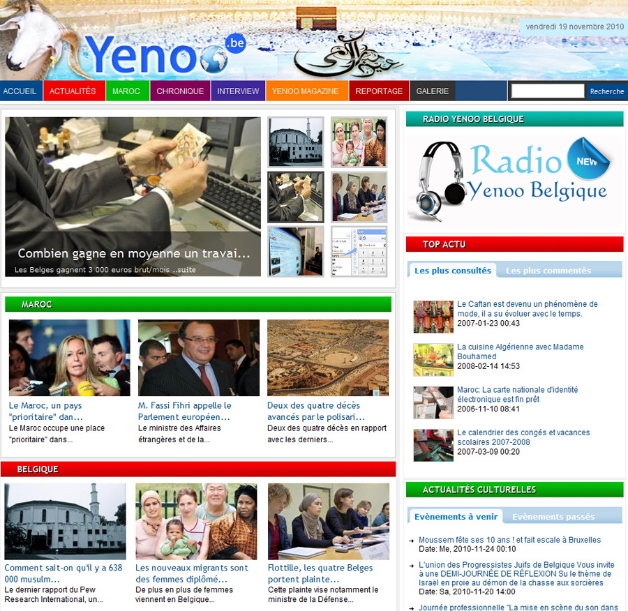 Yenoo Belgique