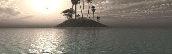 L'île aux sentiments, la métaphore inspirante