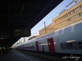 Gare de Bruxelles-Midi, Bruxelles, Belgique, 2010