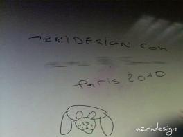 Welcome to AzriDesign.Com, Paris, France, 2010