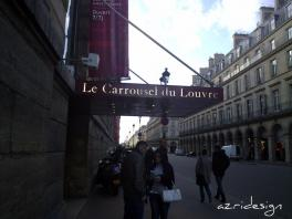 Le Carrousel du Louvre - Paris, France, 2010