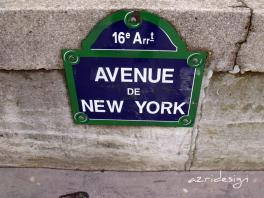 Avenue de New York - Paris 16 - Paris, France, 2010