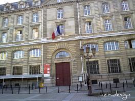 La préfecture de police de Paris, France, 2010