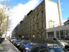 Rue Corvisart - Paris 13, Paris, France, 2010