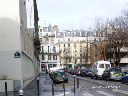 Rue Magendie - Paris 13, Paris, France, 2010