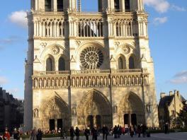 Cathédrale Notre Dame de Paris - Paris, France, 2010
