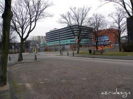 Klaroenstraat street in Rijswijk, Netherlands, 2010