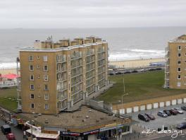 The Dutch sea resort Scheveningen, Den Haag, Netherlands, 2010