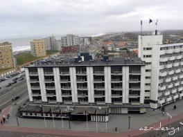 Bilderberg Europa Hotel in Scheveningen, Den Haag, Netherlands, 2010
