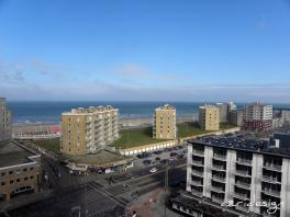The Dutch sea resort Scheveningen view, Den Haag, Netherlands, 2010