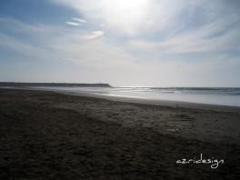 Sea, Tangier Beach, Morocco, 2008
