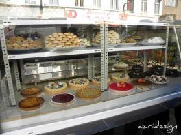 Patisserie Marocaine à Bruxelles.., Bruxelles, Belgique, 2010