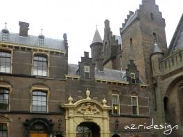The Binnenhof in Den Haag - The Hagues, Netherlands, 2011