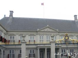 Royal Palace of The Netherlands (Paleis Noordeinde) - The Hagues, Netherlands