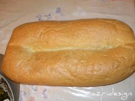 Turkish bread - Den Haag, Netherlands 2011