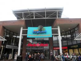 In de Bogaard shopping center - Rijswijk, Netherlands, 2011