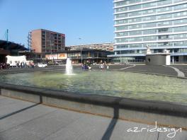 In front of In de Bogaard, het Stadhuis van Rijswijk - Rijswijk, Netherlands