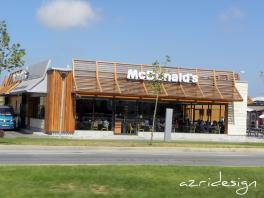 McDonald's - M'diq, Morocco, 2011