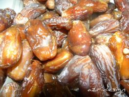 Moroccan dates - Meknes, Morocco 2011