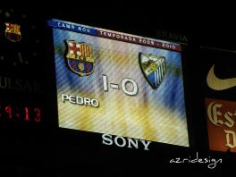FC Barcelona, Camp Nou stadium, Spain, 2010