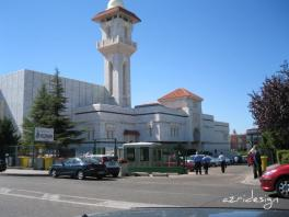 Islamic Cultural Center in Madrid, Spain, 2007