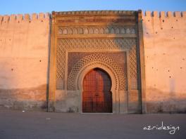 Near Bab Mansour El Alj, Meknes, Morocco 2008