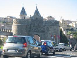 Puerta De Bisagra, Toledo - Spain, 2007