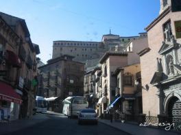 Street in Toledo, Spain, 2007